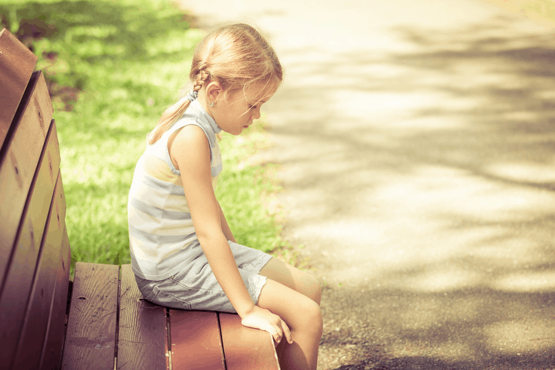 effects of divorce on young children
