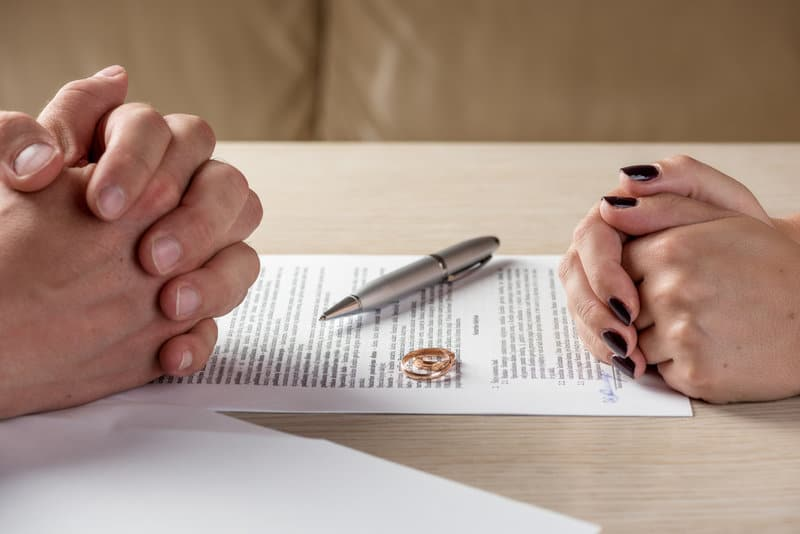 an essential guide to financially preparing for divorce
