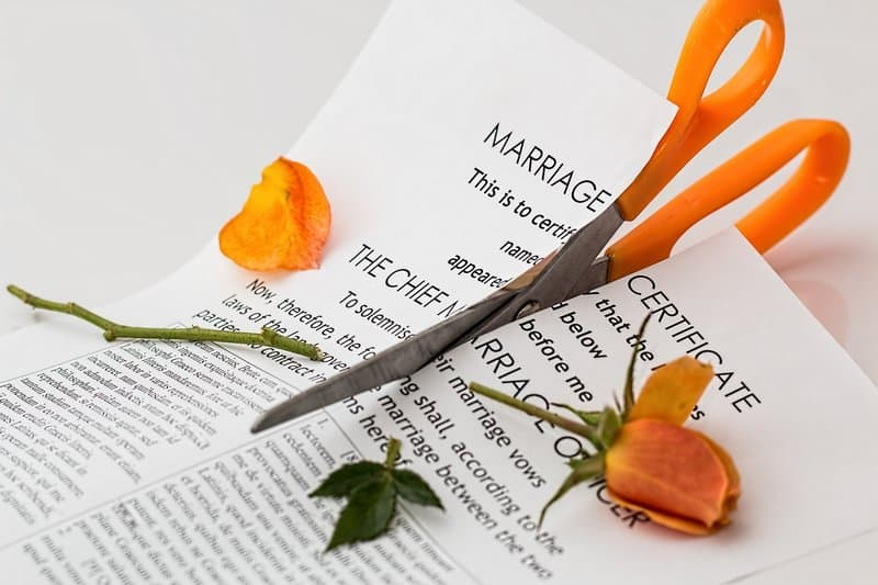 the 10 most common reasons for divorce